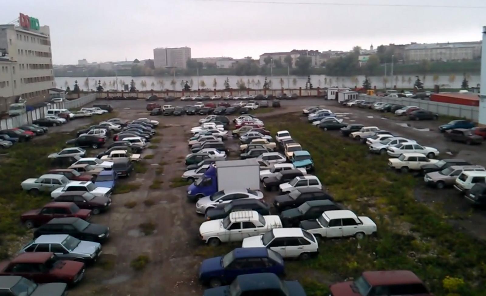 Штрафстоянки Саратова. Эвакуатор автомобилей в Саратове.