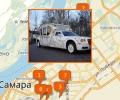 Где взять лимузин на прокат в Самаре?