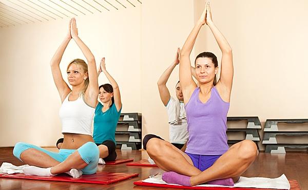 Где заниматься йогой в Казани? Фитнес–центры Казани.