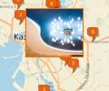 Как выбрать люстру для натяжного потолка в Казани?