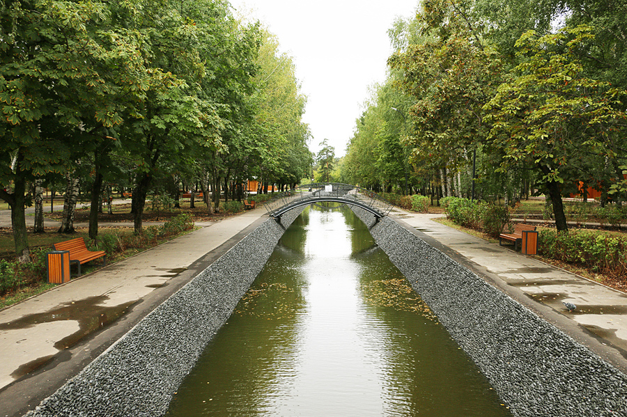 В каком парке можно погулять в Казани?