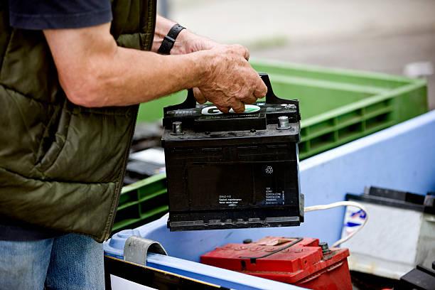 Сдать старый аккумулятор в Казани