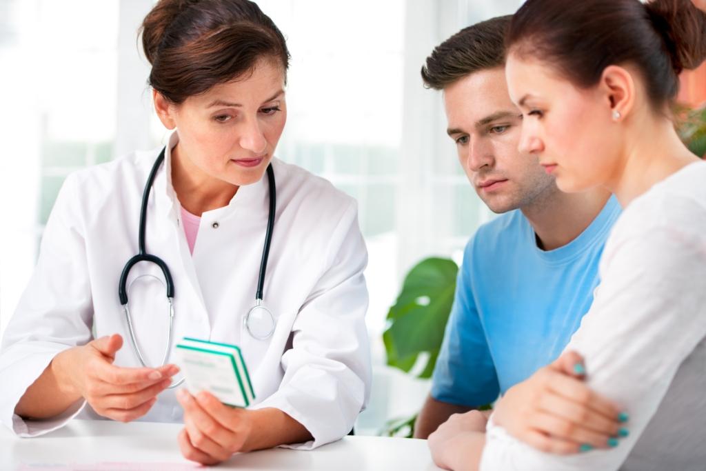 В каких клиниках лечат бесплодие в Казани?