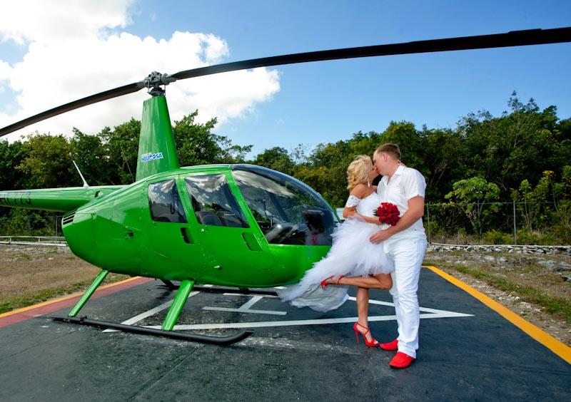 Как организовать полёт на вертолете в Самаре?