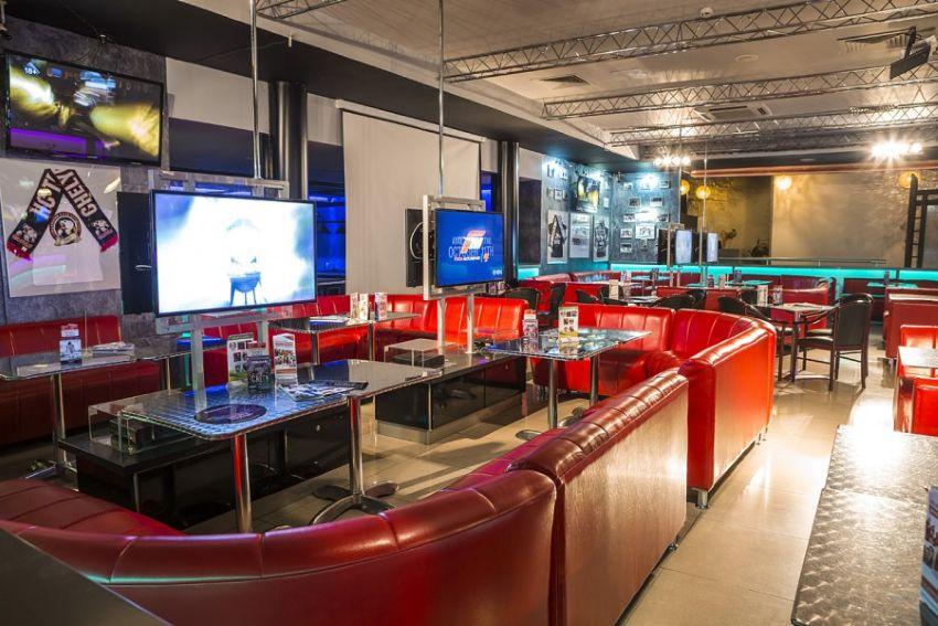 Какие спорт-бары Казани самые популярные?