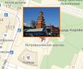 Храм во имя святителя Митрофана Воронежского