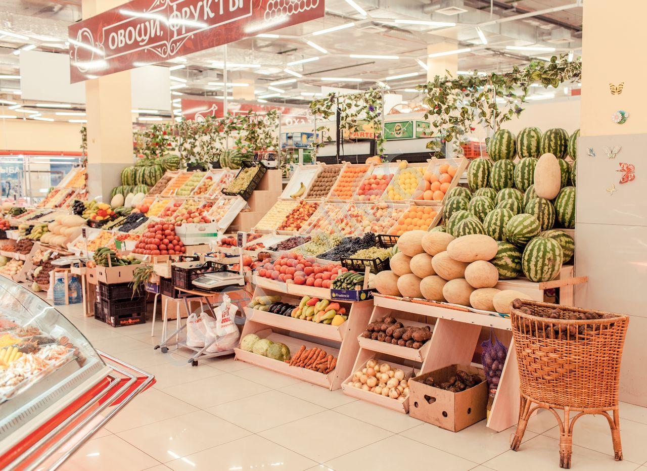 Где находятся магазины ЭКО-продуктов в Нижнем Новгороде?