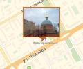 Водосвятная часовня в Оренбурге