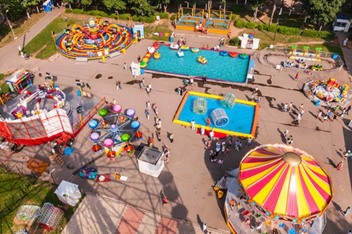 В какой детский парк развлечений сводить ребенка в Нижнем Новгороде?