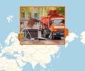 Куда обратиться для вывоза мусора в Казани?