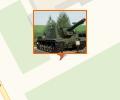 Памятник ИСУ-152