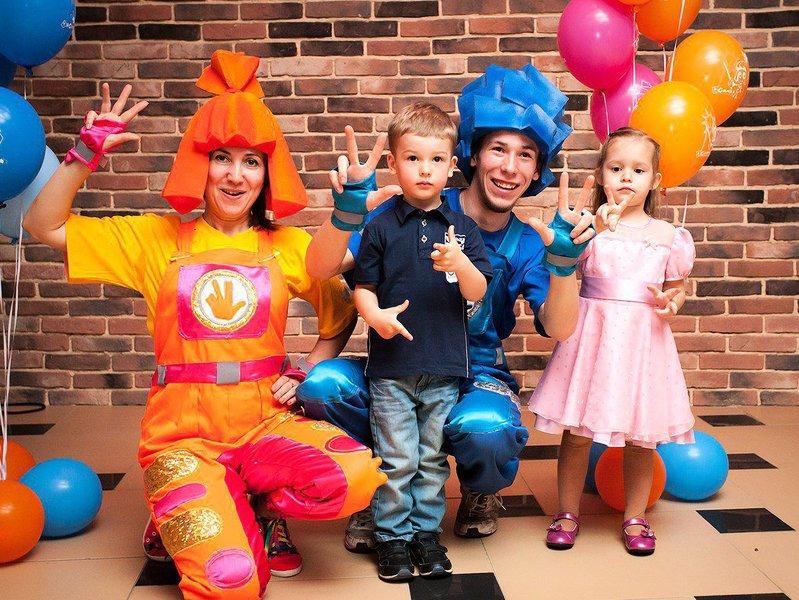 Где заказать организацию детских праздников в Саратове?