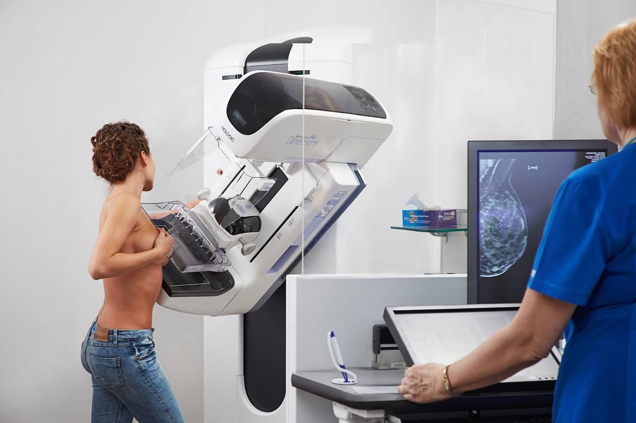 Где делают  УЗИ молочных желез и маммографию в Казани